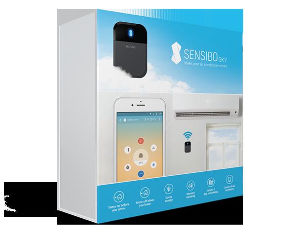 Sensibo Sky package